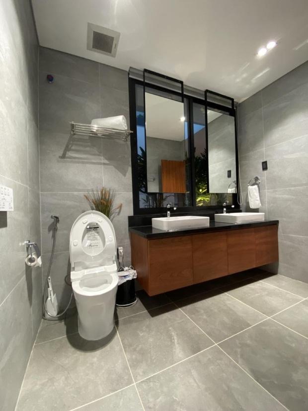 Cặp vợ chồng tự tay thiết kế nhà như khách sạn 5 sao, góc nào cũng xịn-mịn-sang ngỡ ngàng - Ảnh 16.
