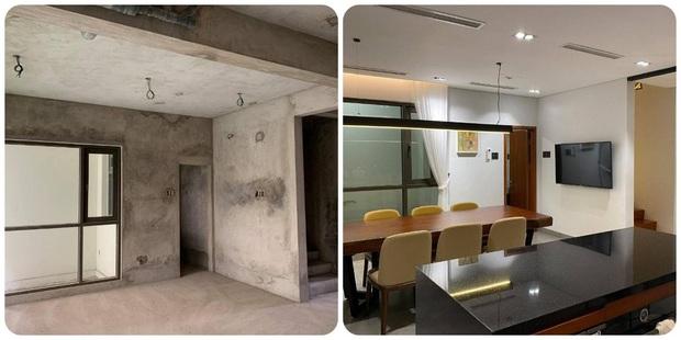 Cặp vợ chồng tự tay thiết kế nhà như khách sạn 5 sao, góc nào cũng xịn-mịn-sang ngỡ ngàng - Ảnh 3.