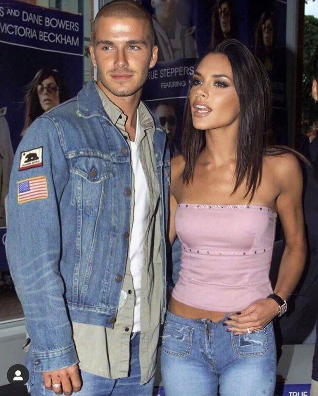 Mê mẩn bộ ảnh tay trong tay của vợ chồng David Beckham thời thập niên 90s, khớp lệnh từ visual, thần thái đến thời trang! - Ảnh 10.