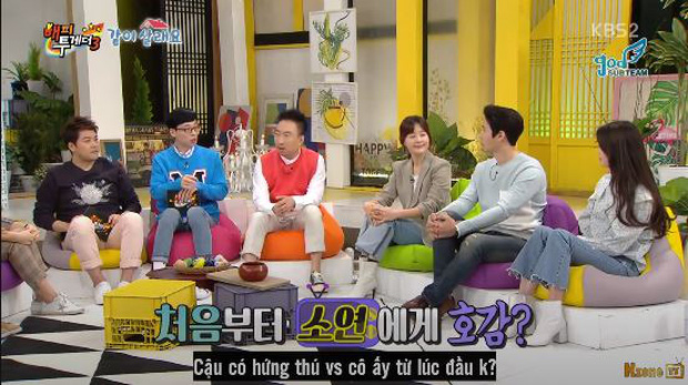 Lee Sang Woo phải lòng ác nữ Kim So Yeon chỉ vì khả năng thay đồ nhanh? - Ảnh 3.