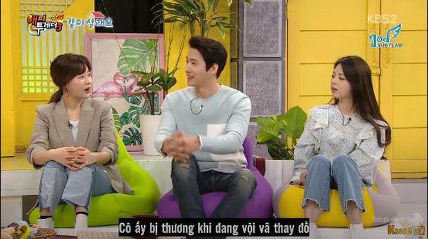 Lee Sang Woo phải lòng ác nữ Kim So Yeon chỉ vì khả năng thay đồ nhanh? - Ảnh 7.