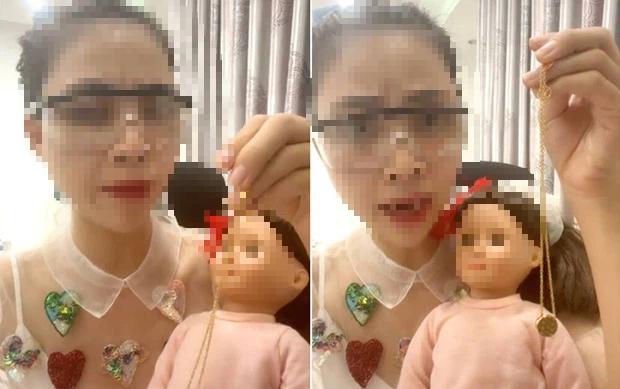 YouTuber Thơ Nguyễn chính thức lên tiếng sau khi bị chỉ trích ôm búp bê, xin vía học giỏi cho các bạn nhỏ - Ảnh 1.