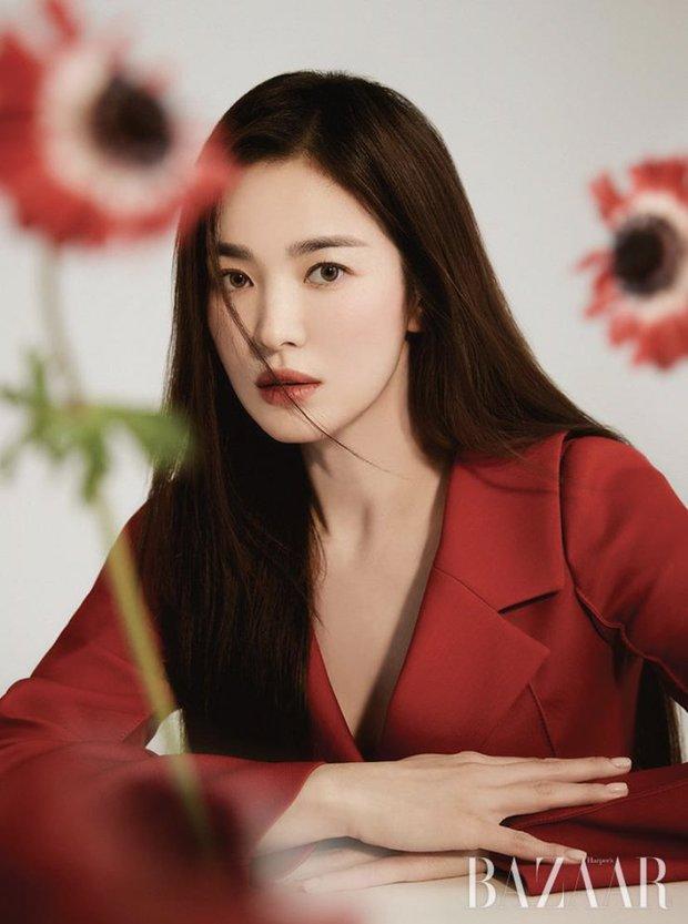Tranh cãi BXH nữ diễn viên đẹp nhất xứ Hàn: Top 3 bị phản đối, sao nhí đè bẹp cả Song Hye Kyo, Kim Tae Hee và dàn nữ thần Kpop - Ảnh 15.
