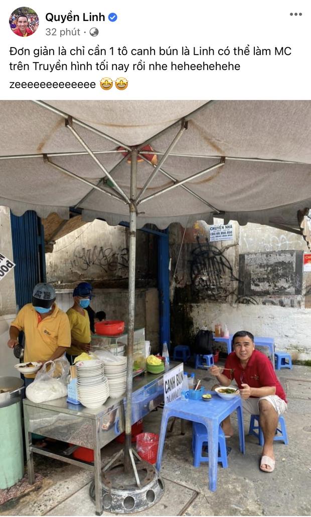 Ngoài chú Hoài Linh, có 1 nghệ sĩ khác của Vbiz cũng ăn uống cực giản dị dù sở hữu khối tài sản kếch xù - Ảnh 2.
