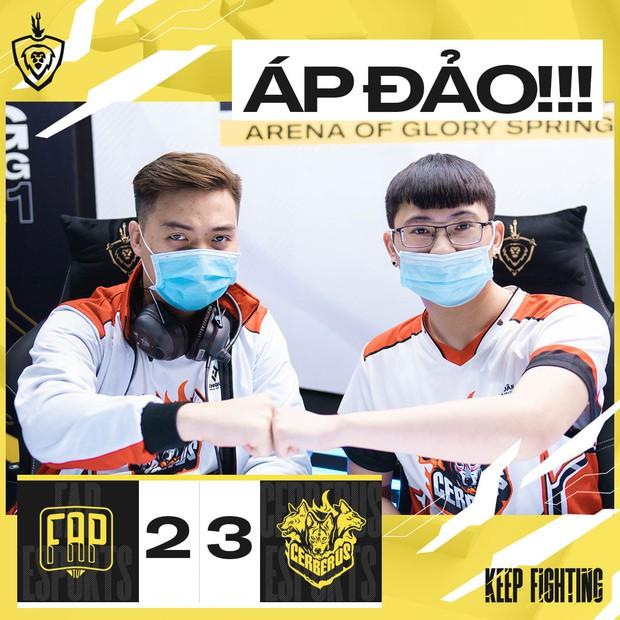 Saigon Phantom và Cerberus Esports cạnh tranh khốc liệt ngôi đầu, Team Flash đứng trước nguy cơ lần đầu tiên bật khỏi top 4  - Ảnh 2.