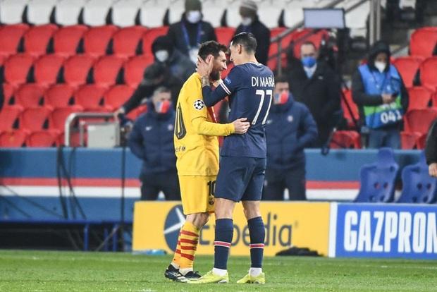 Messi đá hỏng phạt đền, Barca bị loại khỏi Champions League - Ảnh 11.