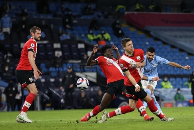 De Bruyne và Mahrez mỗi người 2 bàn, Man City huỷ diệt Southampton - Ảnh 5.