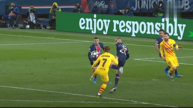 Messi đá hỏng phạt đền, Barca bị loại khỏi Champions League - Ảnh 8.