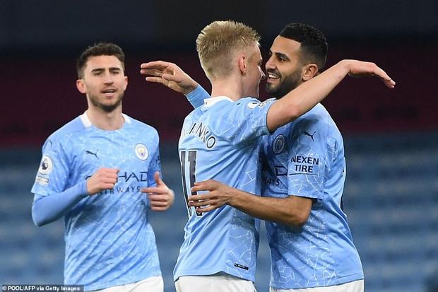 De Bruyne và Mahrez mỗi người 2 bàn, Man City huỷ diệt Southampton - Ảnh 10.