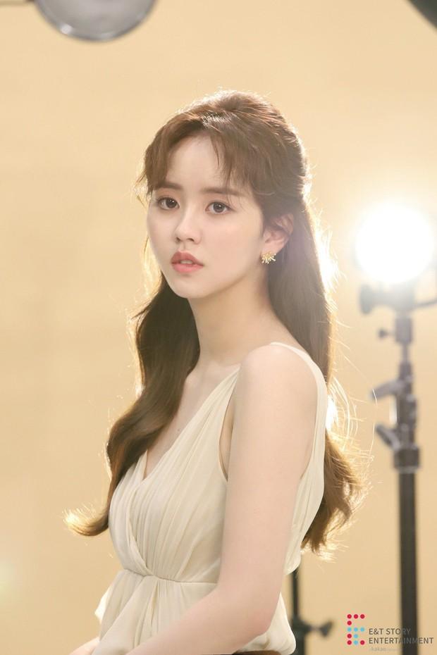 Tranh cãi BXH nữ diễn viên đẹp nhất xứ Hàn: Top 3 bị phản đối, sao nhí đè bẹp cả Song Hye Kyo, Kim Tae Hee và dàn nữ thần Kpop - Ảnh 3.