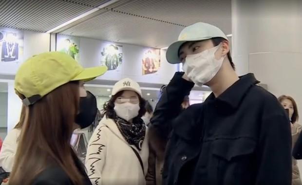 Phú Sát Hoàng hậu Tần Lam ngã vào lưới tình của mỹ nam Vườn Sao Băng kém 19 tuổi? - Ảnh 4.