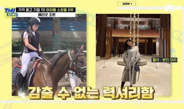1 nữ idol Kpop bỗng nổi tiếng sau 1 đêm vì lộ gia thế khủng ngỡ ngàng qua... hộp đựng khăn giấy 20 triệu? - Ảnh 5.