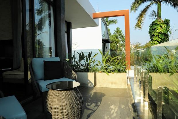 Gia đình doanh nhân Hà Nội xây căn villa 400m2 ở Flamingo - Đại Lải làm nơi nghỉ dưỡng dịp cuối tuần - Ảnh 8.
