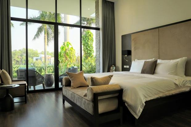 Gia đình doanh nhân Hà Nội xây căn villa 400m2 ở Flamingo - Đại Lải làm nơi nghỉ dưỡng dịp cuối tuần - Ảnh 6.