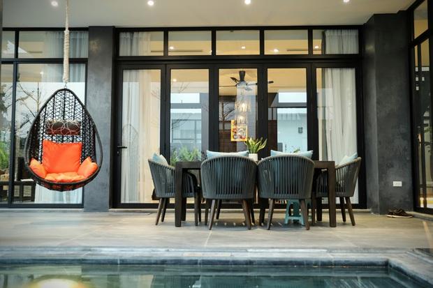Gia đình doanh nhân Hà Nội xây căn villa 400m2 ở Flamingo - Đại Lải làm nơi nghỉ dưỡng dịp cuối tuần - Ảnh 4.