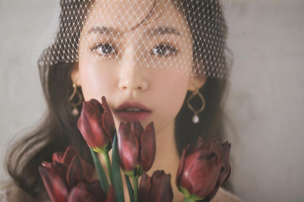 Sốc visual bộ ảnh rich kid xấc láo nhất Penthouse Han Ji Hyun hồi làm mẫu váy cưới: Xinh điên đảo, ở ngoài khác hẳn trên phim - Ảnh 6.