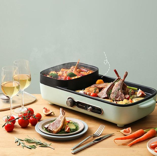 Check nhanh loạt đồ bếp nội địa Trung đang hot: Hay ho nhất là máy nướng thịt xiên, nhưng dân tình review ra sao? - Ảnh 16.