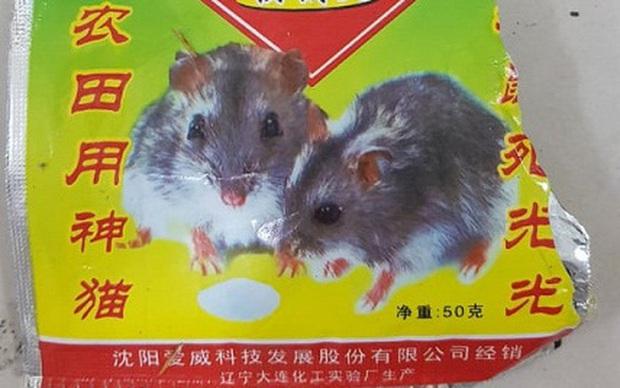 Cấp cứu bệnh nhân ngộ độc thuốc diệt chuột Trung Quốc đã bị cấm 20 năm trước - Ảnh 1.