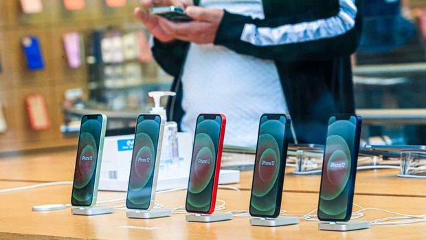 Apple giảm sản lượng iPhone 12 mini - Ảnh 1.