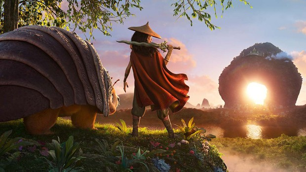 Nàng công chúa Disney gốc Việt đang gây bão Hollywood được lấy cảm hứng từ Hai Bà Trưng của Việt Nam - Ảnh 6.
