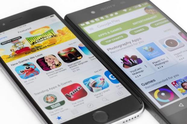 Đạo luật đa bang của Mỹ phá vỡ thế độc quyền kho ứng dụng Apple và Google - Ảnh 1.