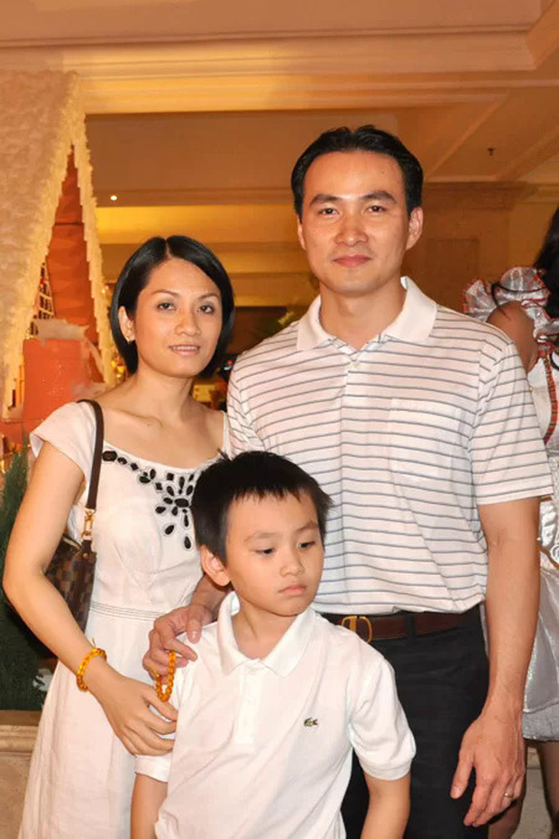 Con trai của Chi Bảo hồi nhỏ theo bố đi quay giờ lột xác như hot boy, tự đi du học - Ảnh 1.