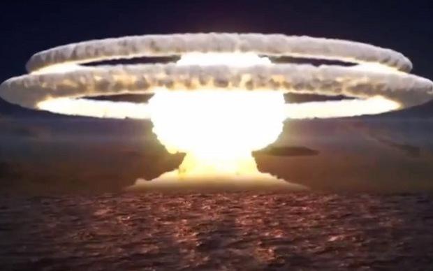 Thử nghiệm hạt nhân của Pháp làm 110.000 người nhiễm phóng xạ - Ảnh 1.
