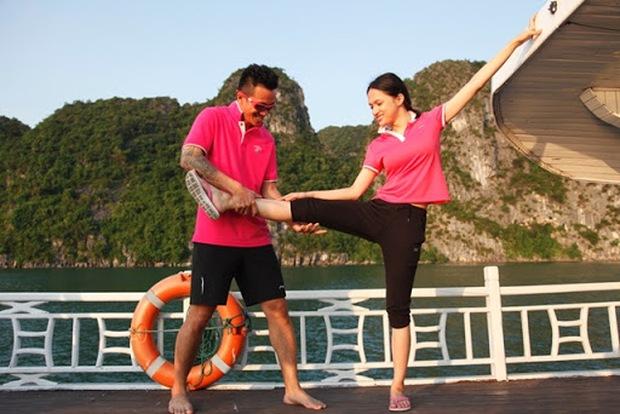 Criss Lai - tình cũ từng khiến Hương Giang bật khóc khi bơi 5 tiếng trên biển - Ảnh 3.