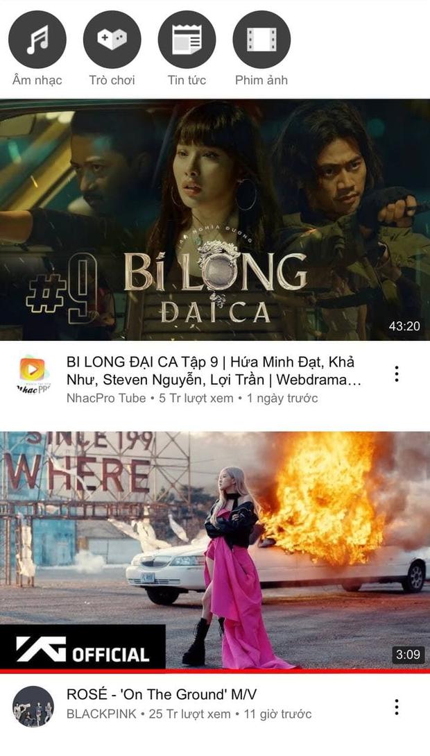 Rất tiếc cho Văn Mai Hương và Hoà Minzy, đang #1 trending tới nơi rồi mà lại bị Rosé (BLACKPINK) chặn giữa đường - Ảnh 3.