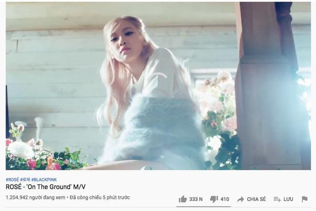 Rosé (BLACKPINK) sau 24 giờ debut: Phá kỷ lục view mảng solo Kpop, nhạc bị chê nhưng vẫn xô đổ PAK của bài hát đang viral - Ảnh 2.