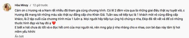 Netizen phát sốt vì Văn Mai Hương hát tiếng Trung quá tê tái, Hoà Minzy bất ngờ xin khán giả góp ý nhẹ nhàng? - Ảnh 4.