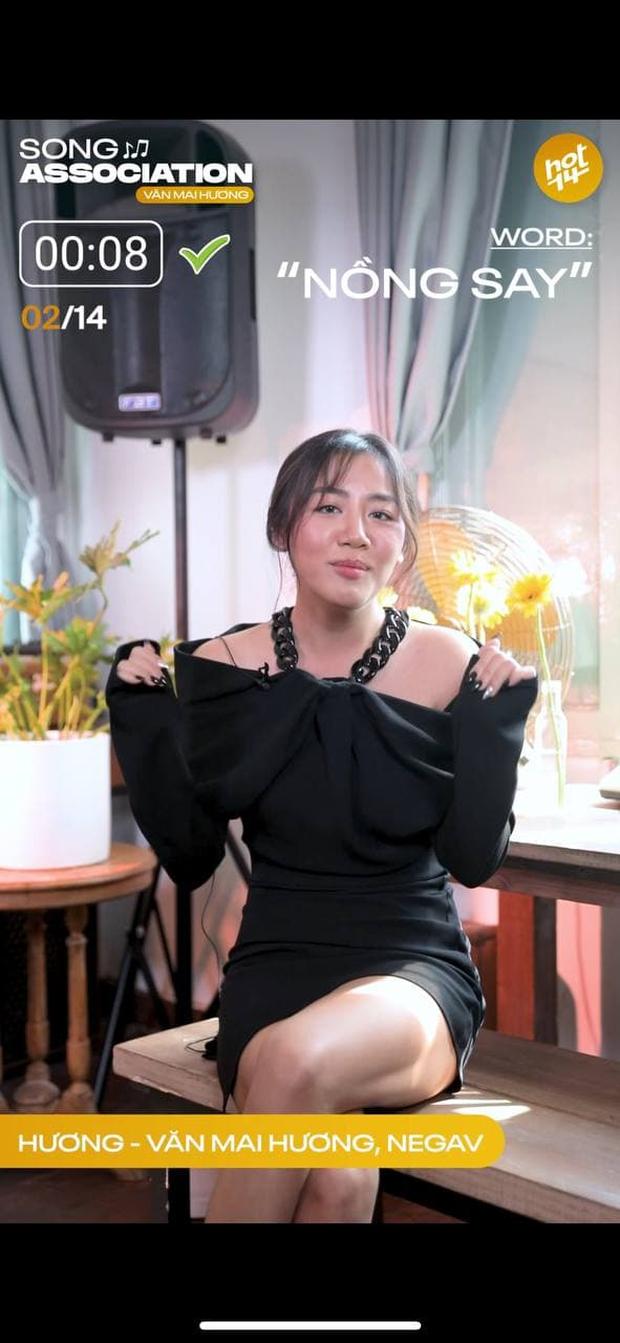 Ngang ngược như Văn Mai Hương: hát hit của mình thì khiến fan nổi hết cả da gà nhưng khi hát ca khúc người khác thì... ngang phè phè - Ảnh 3.