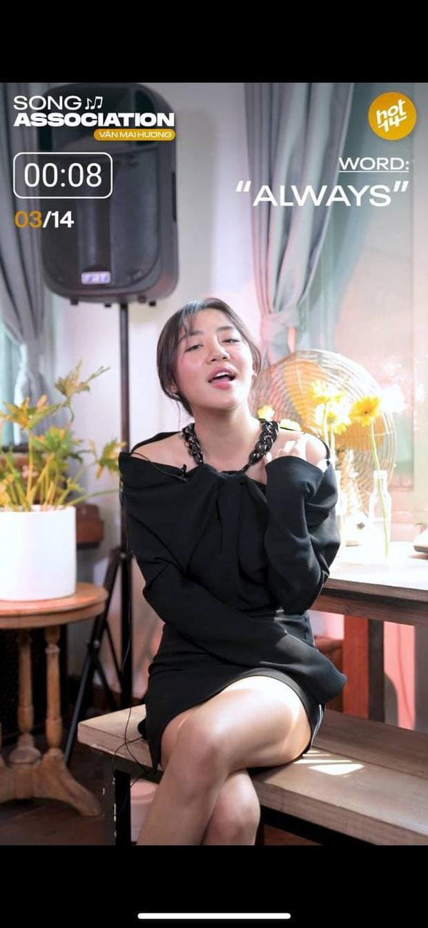 Ngang ngược như Văn Mai Hương: hát hit của mình thì khiến fan nổi hết cả da gà nhưng khi hát ca khúc người khác thì... ngang phè phè - Ảnh 6.