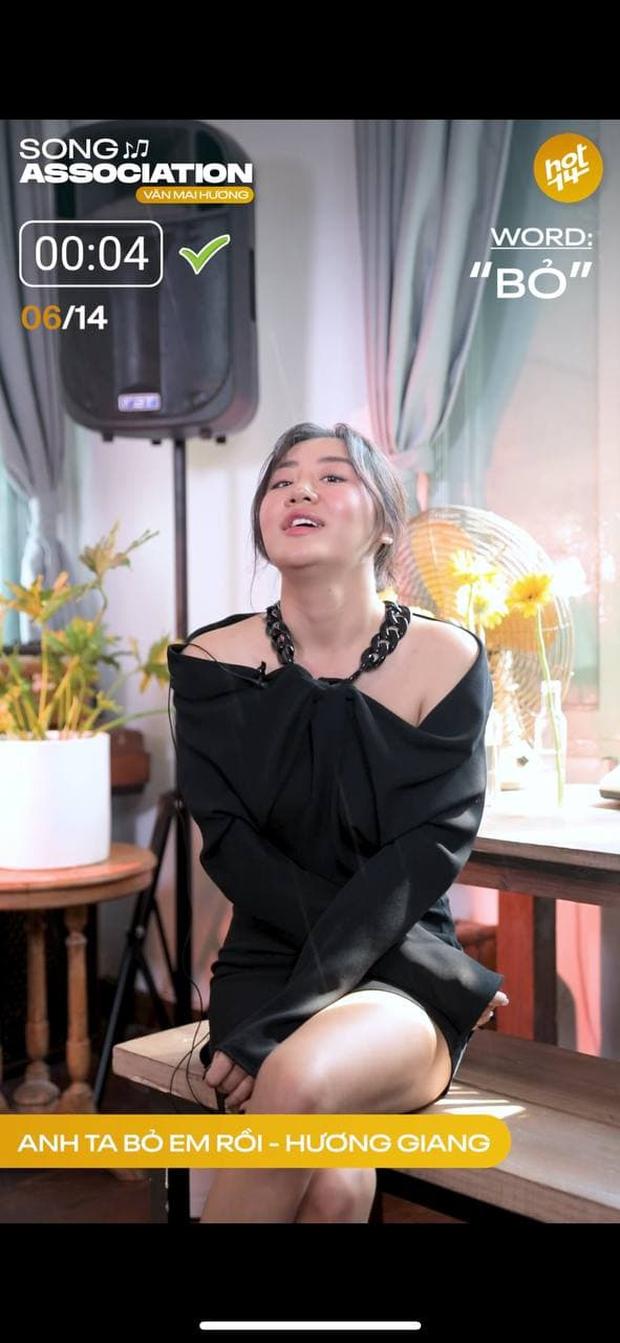 Ngang ngược như Văn Mai Hương: hát hit của mình thì khiến fan nổi hết cả da gà nhưng khi hát ca khúc người khác thì... ngang phè phè - Ảnh 8.