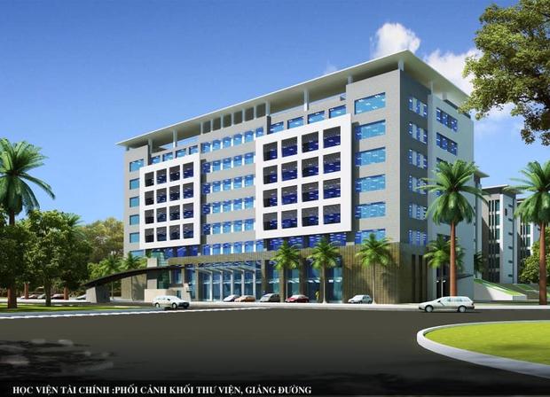 Xuất hiện Học viện Hoàng gia Việt Nam được đầu tư 333 tỷ, kiến trúc lăm le vượt mặt các trường top - Ảnh 3.