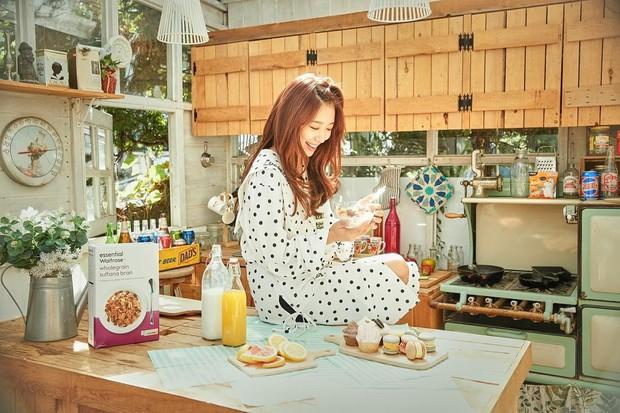 Hóng nhanh 3 tips nhỏ nhưng cực có võ giúp Park Shin Hye giữ dáng chuẩn suốt nhiều năm trời - Ảnh 2.