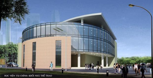 Xuất hiện Học viện Hoàng gia Việt Nam được đầu tư 333 tỷ, kiến trúc lăm le vượt mặt các trường top - Ảnh 5.