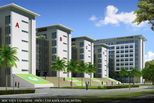 Xuất hiện Học viện Hoàng gia Việt Nam được đầu tư 333 tỷ, kiến trúc lăm le vượt mặt các trường top - Ảnh 4.