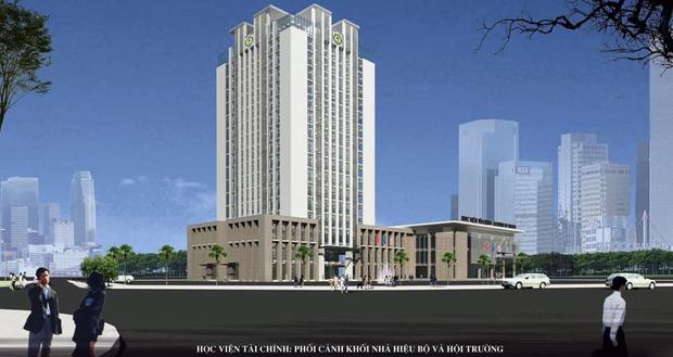 Xuất hiện Học viện Hoàng gia Việt Nam được đầu tư 333 tỷ, kiến trúc lăm le vượt mặt các trường top - Ảnh 6.