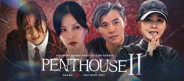 Phe phản diện đền tội cực mạnh ở TẬP CUỐI Penthouse 2: Tội ác của Ju Dan Tae dài như viết sớ - Ảnh 8.