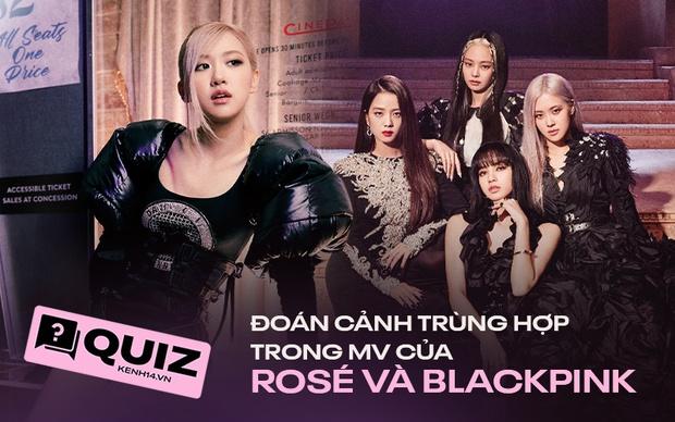 Xem MV solo của Rosé nhìn các cảnh đều thấy quen, MV nào của BLACKPINK có cảnh quay tương tự thế này nhỉ? - Ảnh 2.