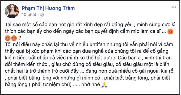 Văn Mai Hương khẳng định Giọng Hương Tràm hay hơn tôi, netizen lại chỉ nhắc đến Chi Pu - Ảnh 7.