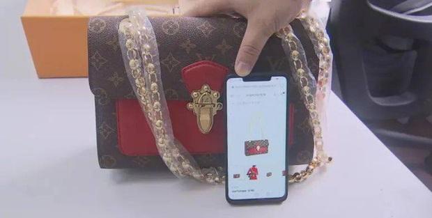 Đáng sợ với đẳng cấp làm hàng nhái Trung Quốc: Túi LV giả có chip NFC chống hàng giả, dù túi thật không hề có - Ảnh 2.