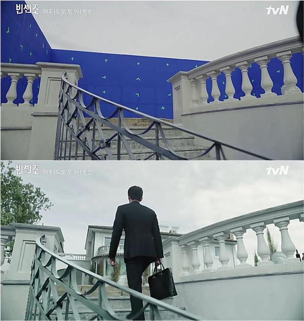 Cảnh quay ở Ý của Song Joong Ki trong Vincenzo ảo diệu là thế vẫn bị netizen la ló sao giả trân vậy trời! - Ảnh 4.