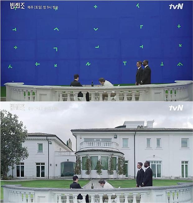 Cảnh quay ở Ý của Song Joong Ki trong Vincenzo ảo diệu là thế vẫn bị netizen la ló sao giả trân vậy trời! - Ảnh 6.