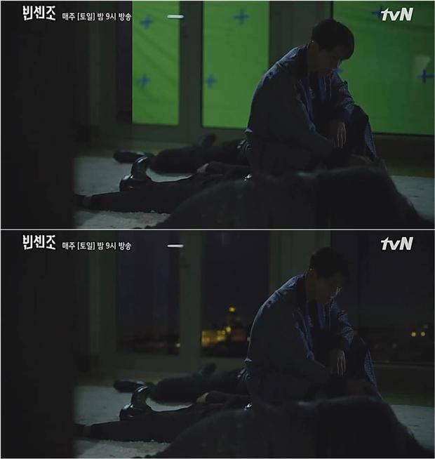Cảnh quay ở Ý của Song Joong Ki trong Vincenzo ảo diệu là thế vẫn bị netizen la ló sao giả trân vậy trời! - Ảnh 10.
