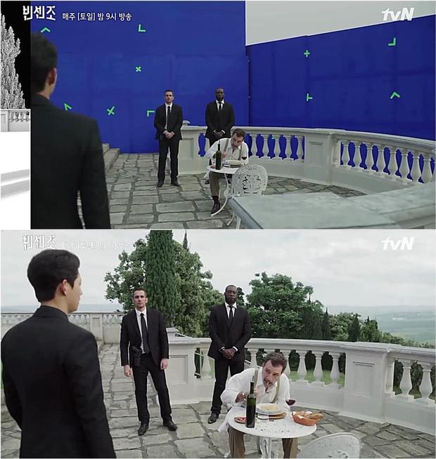 Cảnh quay ở Ý của Song Joong Ki trong Vincenzo ảo diệu là thế vẫn bị netizen la ló sao giả trân vậy trời! - Ảnh 12.