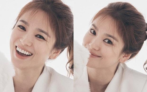 Tưởng đã hack tuổi tuyệt đối, Song Hye Kyo vẫn để lộ khuyết điểm chí mạng, son phấn xịn thế nào cũng không cứu được chị! - Ảnh 4.