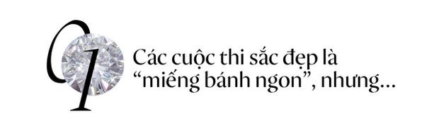 Bà trùm hoa hậu Thuý Nga - TGĐ Elite Việt Nam: Các cô gái Việt dễ nhìn hơn các nước láng giềng, nhưng hiếm thấy nhan sắc nổi bật vì các em đang tự triệt tiêu cá tính của mình - Ảnh 2.