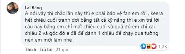 Lai Bâng lên tiếng bảo vệ người hâm mộ, khẳng định BLV Thanh Tùng đã sai - Ảnh 3.